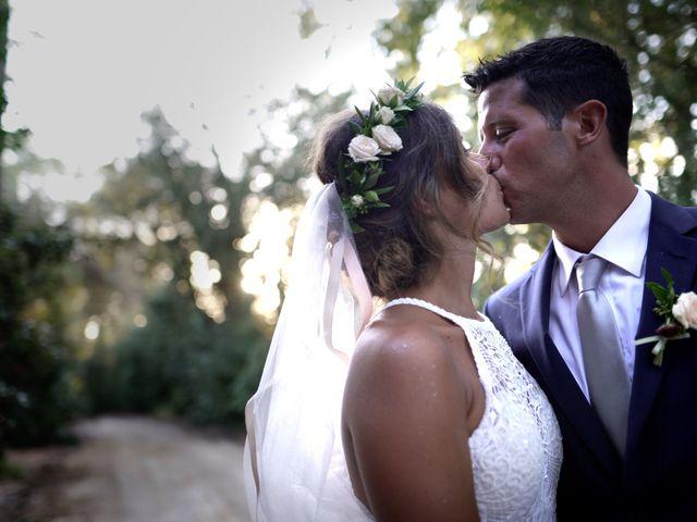 Il matrimonio di Carlo e Gaia a Collesalvetti, Livorno 24