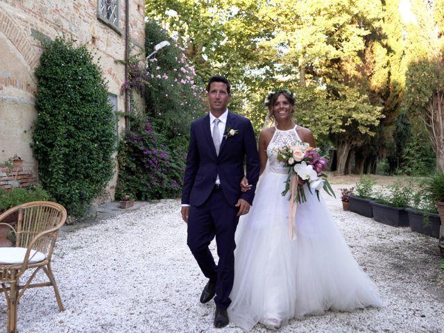 Il matrimonio di Carlo e Gaia a Collesalvetti, Livorno 28