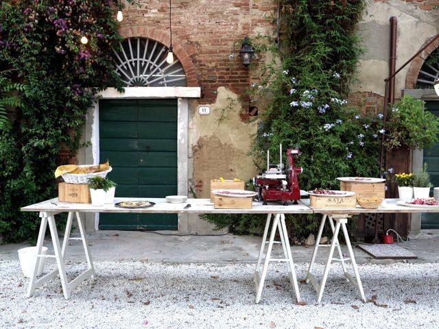 Il matrimonio di Carlo e Gaia a Collesalvetti, Livorno 29