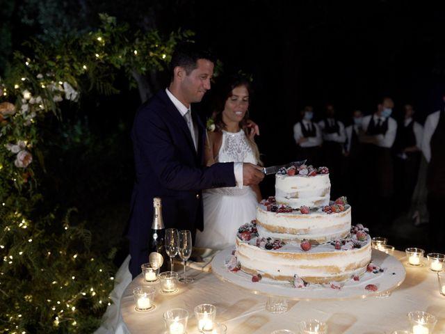 Il matrimonio di Carlo e Gaia a Collesalvetti, Livorno 32