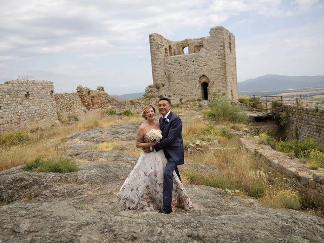 Il matrimonio di Dominga e Claudio a Castiglione della Pescaia, Grosseto 13