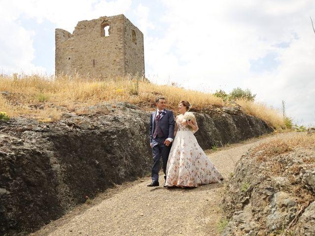 Il matrimonio di Dominga e Claudio a Castiglione della Pescaia, Grosseto 15
