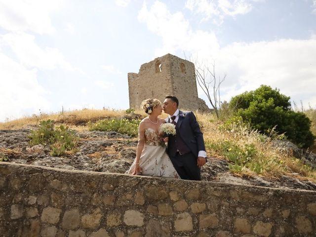 Il matrimonio di Dominga e Claudio a Castiglione della Pescaia, Grosseto 16