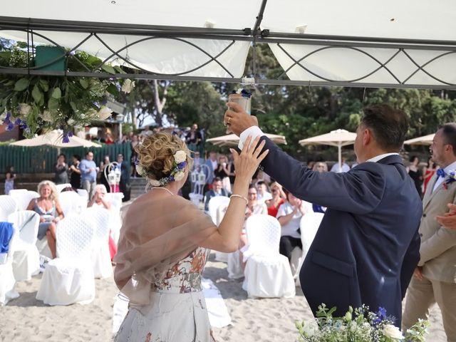 Il matrimonio di Dominga e Claudio a Castiglione della Pescaia, Grosseto 20