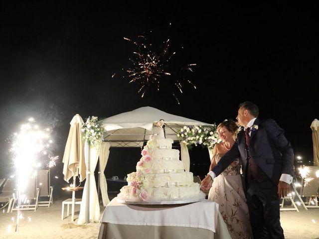 Il matrimonio di Dominga e Claudio a Castiglione della Pescaia, Grosseto 31