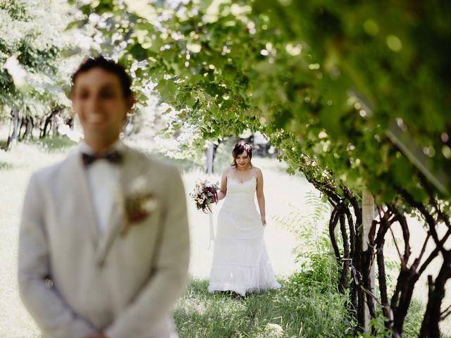 Il matrimonio di Stefano e Carol a Levico Terme, Trento 22