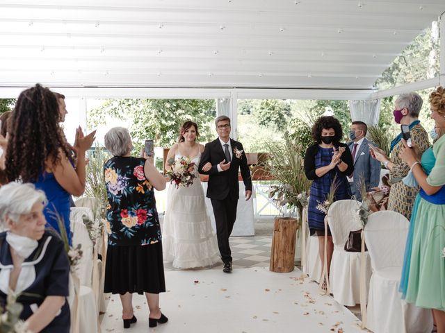 Il matrimonio di Stefano e Carol a Levico Terme, Trento 39