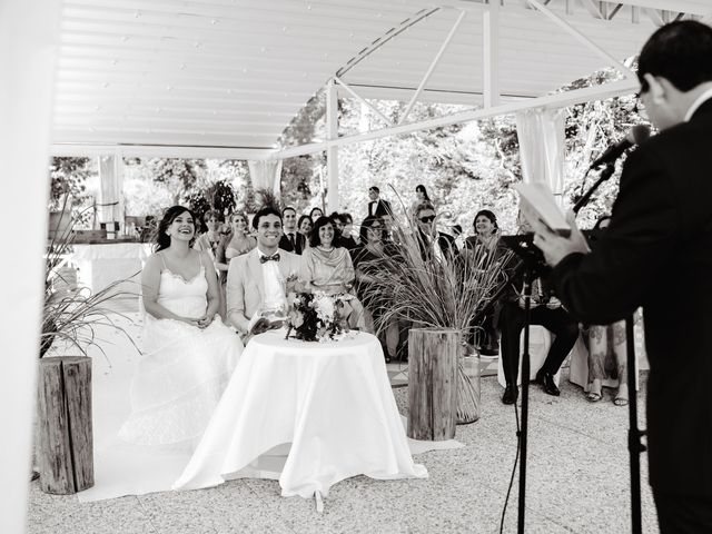 Il matrimonio di Stefano e Carol a Levico Terme, Trento 43