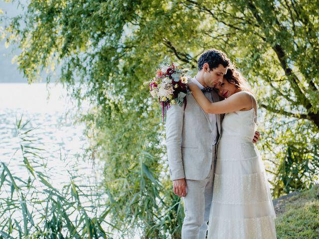 Il matrimonio di Stefano e Carol a Levico Terme, Trento 56