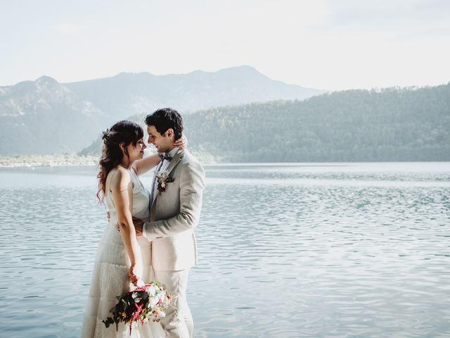 Il matrimonio di Stefano e Carol a Levico Terme, Trento 62
