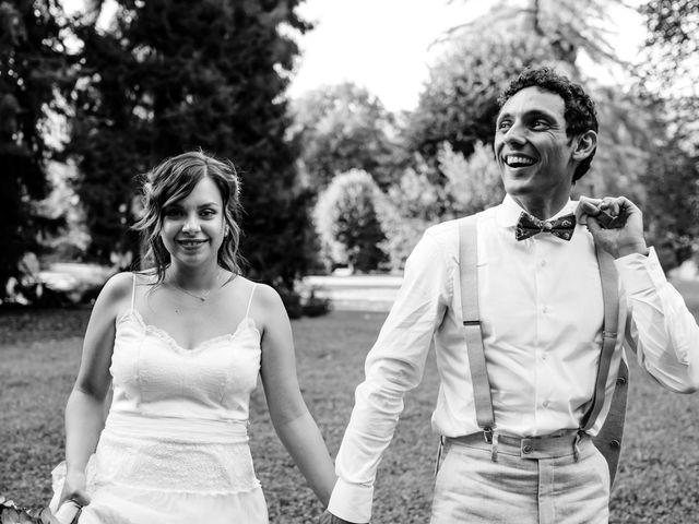 Il matrimonio di Stefano e Carol a Levico Terme, Trento 70
