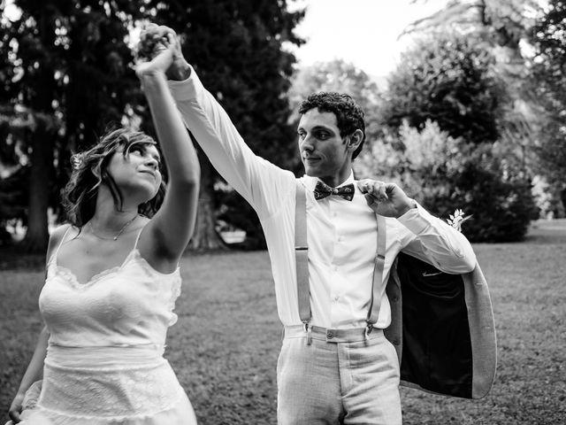 Il matrimonio di Stefano e Carol a Levico Terme, Trento 71