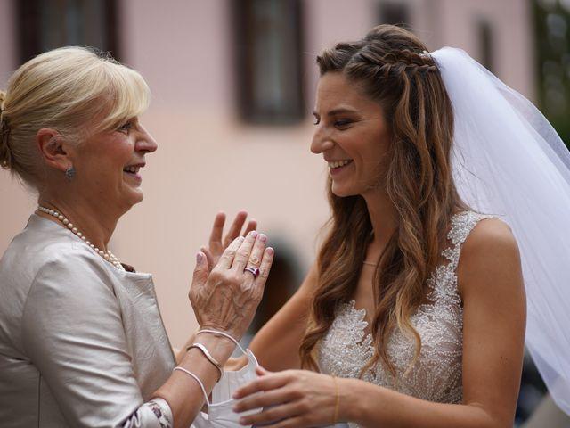 Il matrimonio di Alessandro e Stella a Bergamo, Bergamo 22