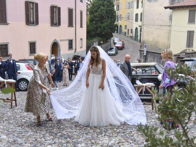 Il matrimonio di Alessandro e Stella a Bergamo, Bergamo 23