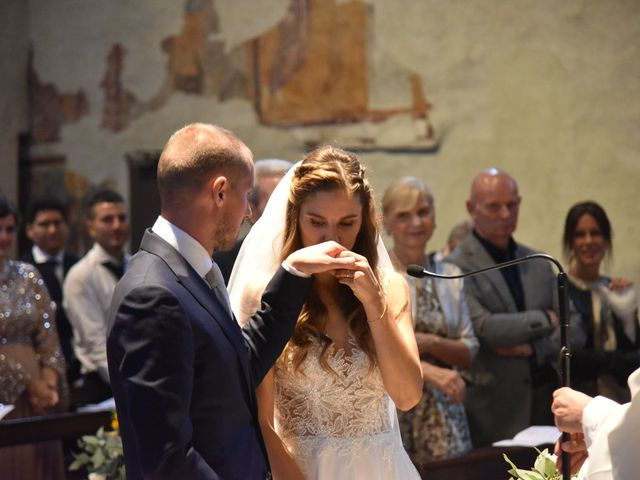 Il matrimonio di Alessandro e Stella a Bergamo, Bergamo 28