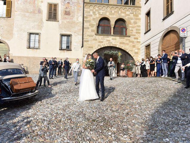Il matrimonio di Alessandro e Stella a Bergamo, Bergamo 31