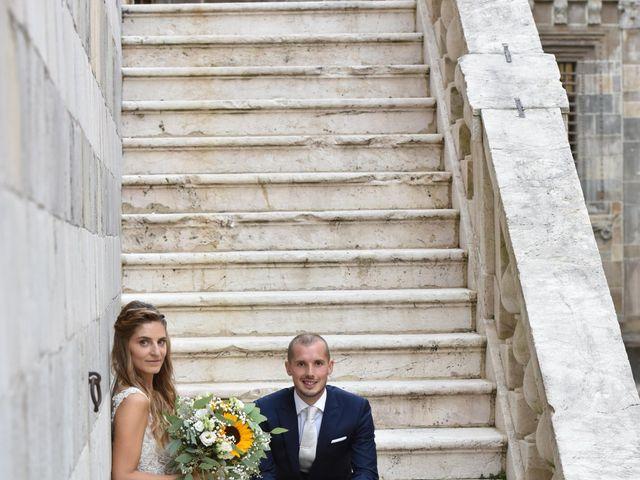 Il matrimonio di Alessandro e Stella a Bergamo, Bergamo 32