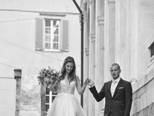 Il matrimonio di Alessandro e Stella a Bergamo, Bergamo 34