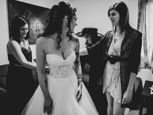 Il matrimonio di Andrea e Gemma a Massa Marittima, Grosseto 31