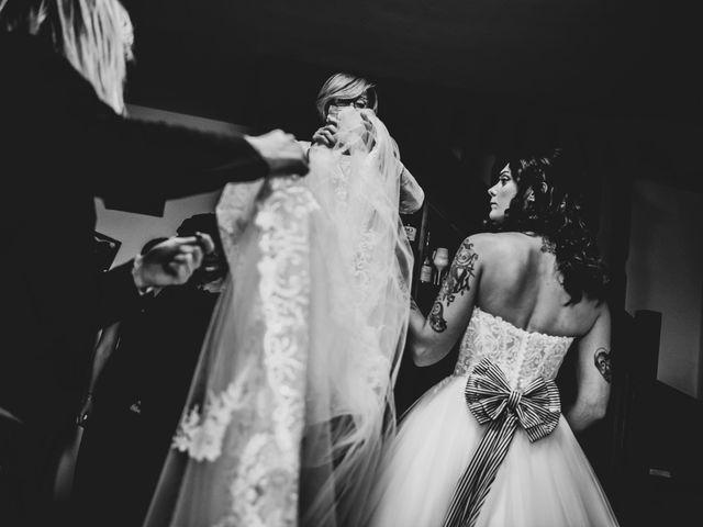 Il matrimonio di Andrea e Gemma a Massa Marittima, Grosseto 34