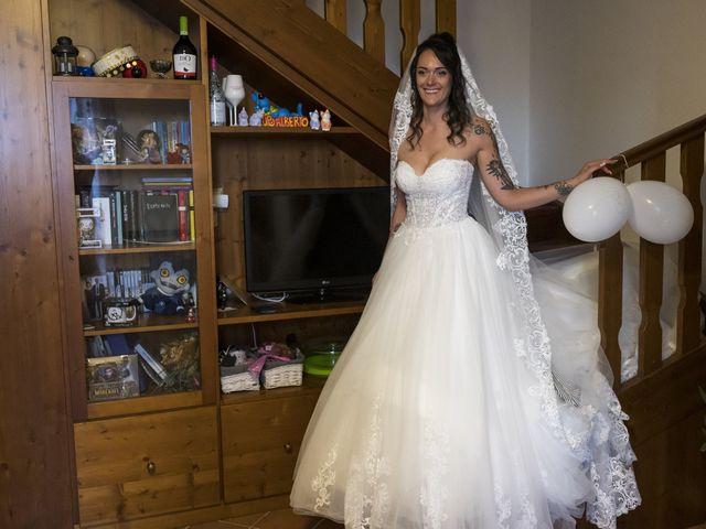 Il matrimonio di Andrea e Gemma a Massa Marittima, Grosseto 35