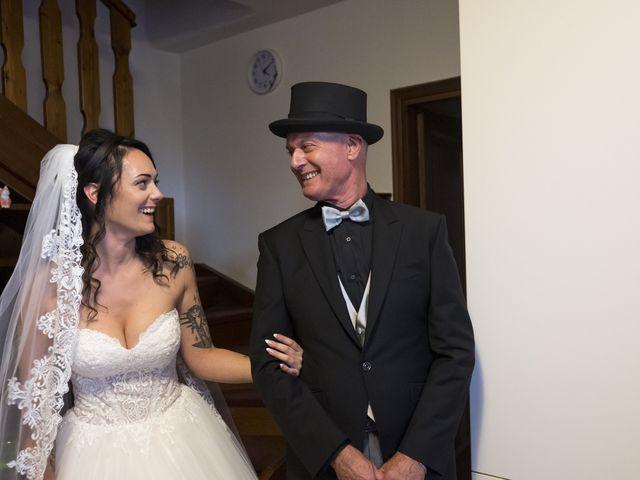 Il matrimonio di Andrea e Gemma a Massa Marittima, Grosseto 36