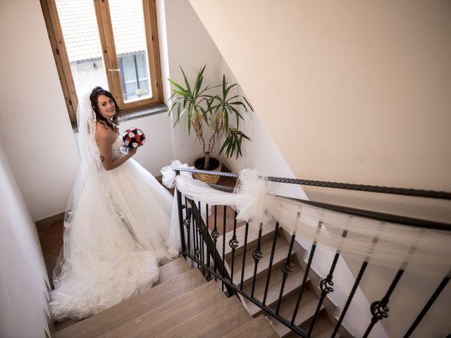 Il matrimonio di Andrea e Gemma a Massa Marittima, Grosseto 37