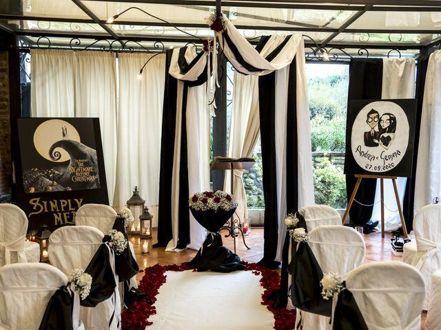 Il matrimonio di Andrea e Gemma a Massa Marittima, Grosseto 41