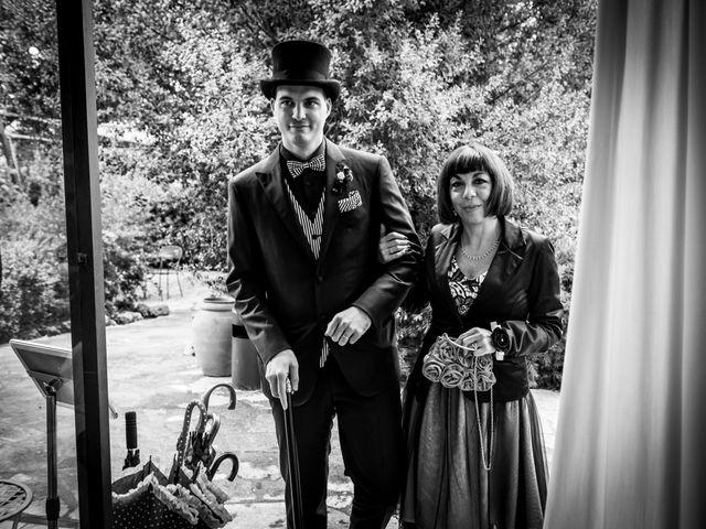 Il matrimonio di Andrea e Gemma a Massa Marittima, Grosseto 42