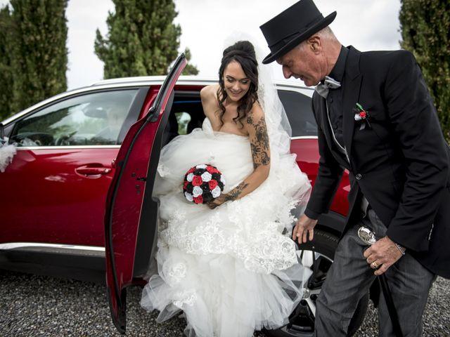Il matrimonio di Andrea e Gemma a Massa Marittima, Grosseto 4