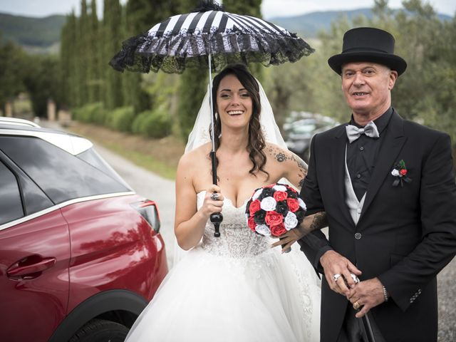 Il matrimonio di Andrea e Gemma a Massa Marittima, Grosseto 47