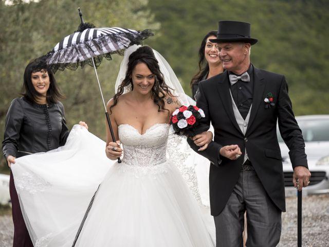 Il matrimonio di Andrea e Gemma a Massa Marittima, Grosseto 48