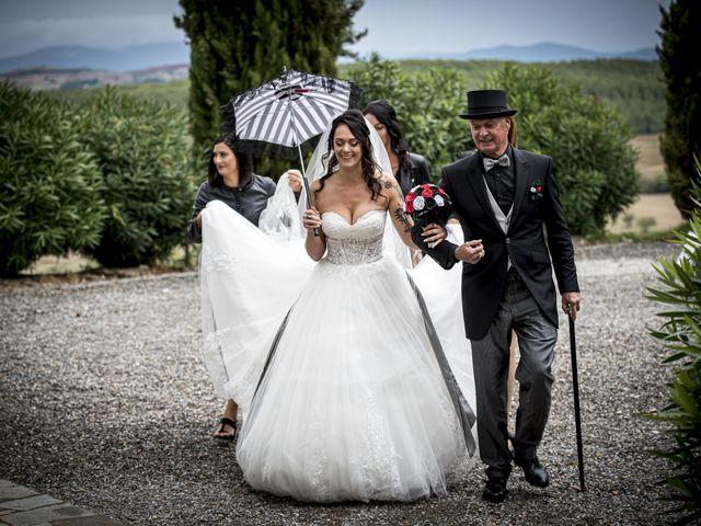 Il matrimonio di Andrea e Gemma a Massa Marittima, Grosseto 49