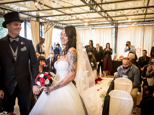 Il matrimonio di Andrea e Gemma a Massa Marittima, Grosseto 52