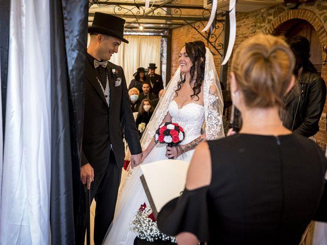 Il matrimonio di Andrea e Gemma a Massa Marittima, Grosseto 53