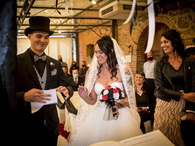 Il matrimonio di Andrea e Gemma a Massa Marittima, Grosseto 56