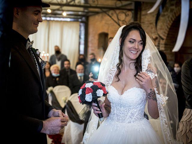Il matrimonio di Andrea e Gemma a Massa Marittima, Grosseto 61