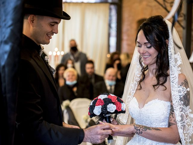 Il matrimonio di Andrea e Gemma a Massa Marittima, Grosseto 63