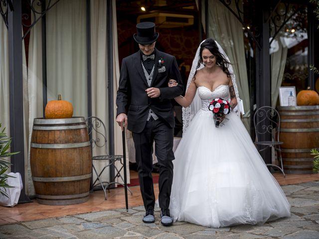 Il matrimonio di Andrea e Gemma a Massa Marittima, Grosseto 67