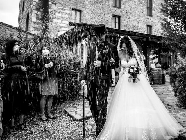 Il matrimonio di Andrea e Gemma a Massa Marittima, Grosseto 68