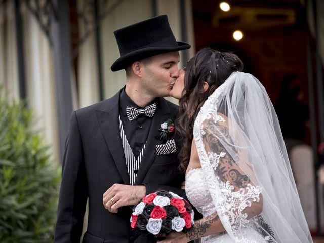 Il matrimonio di Andrea e Gemma a Massa Marittima, Grosseto 70
