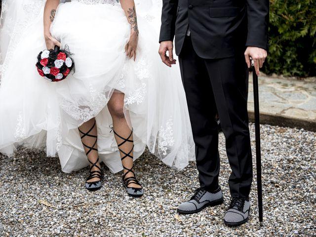 Il matrimonio di Andrea e Gemma a Massa Marittima, Grosseto 71