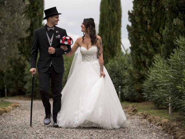 Il matrimonio di Andrea e Gemma a Massa Marittima, Grosseto 72