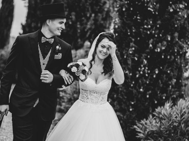 Il matrimonio di Andrea e Gemma a Massa Marittima, Grosseto 73