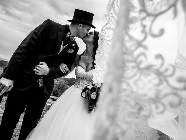 Il matrimonio di Andrea e Gemma a Massa Marittima, Grosseto 2