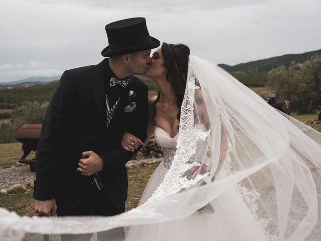 Il matrimonio di Andrea e Gemma a Massa Marittima, Grosseto 76