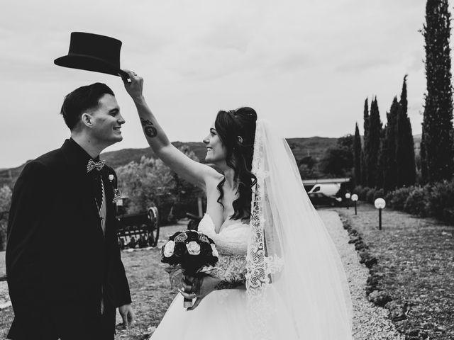 Il matrimonio di Andrea e Gemma a Massa Marittima, Grosseto 77