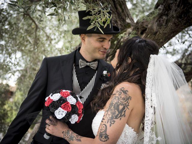 Il matrimonio di Andrea e Gemma a Massa Marittima, Grosseto 78