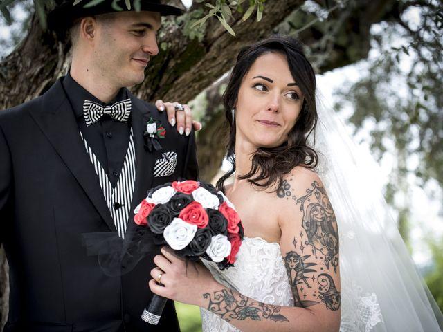 Il matrimonio di Andrea e Gemma a Massa Marittima, Grosseto 79