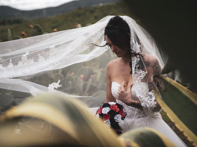 Il matrimonio di Andrea e Gemma a Massa Marittima, Grosseto 80